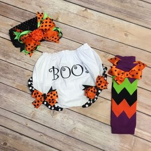 3pc Halloween Set